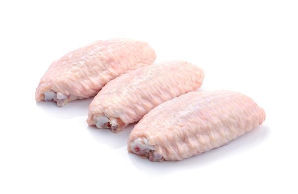 Frozen Chicken Mid Joint Wings